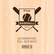 2019 Hit Parade Autographed Baseball Bat 1-Box Series 12- DACW Live 6 Spot Random Division Break #1