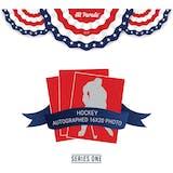 2019 Hit Parade Autographed 16x20 Hockey Hobby Box - Series 1 - Auston Matthews & Alexander Ovechkin!!!!