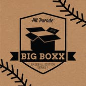 2019 Hit Parade Autographed BIG BOXX Baseball Edition Hobby Box - Series 1 - Derek Jeter, Judge, & Trout!!!