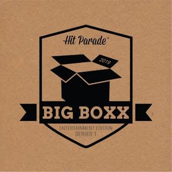 2019 Hit Parade Entertainment Auto BIG BOXX Box Series 1- Dacw Live 5 Spot Random Hit Break #1