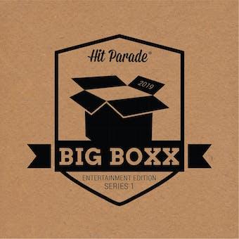 2019 Hit Parade Entertainment Auto BIG BOXX Box Series 1- Dacw Live 5 Spot Random Hit Break #5