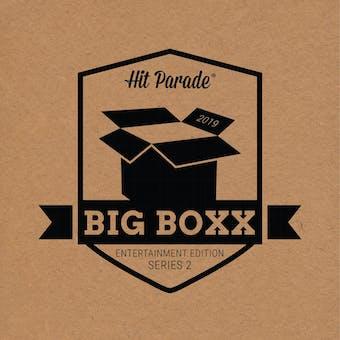 2019 Hit Parade Entertainment Auto BIG BOXX Box Series 2- Dacw Live 5 Spot Random Hit Break #1