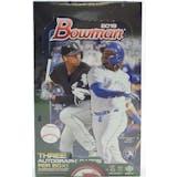 2019 Bowman Baseball Hobby Jumbo Box