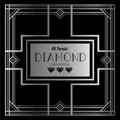 2019 Hit Parade Autographed DIAMOND CARD Edition- DACW Live 25 Spot Random Division Break #5