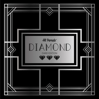 2019 Hit Parade Autographed DIAMOND CARD Edition- DACW Live 25 Spot Random Division Break #4