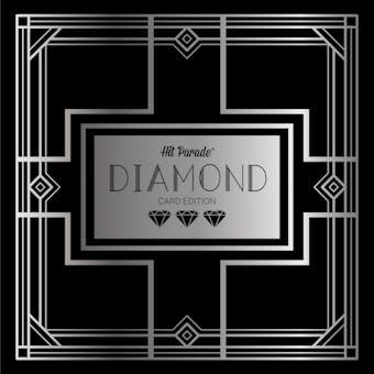 2019 Hit Parade Autographed DIAMOND CARD Edition- DACW Live 25 Spot Random Division Break #3