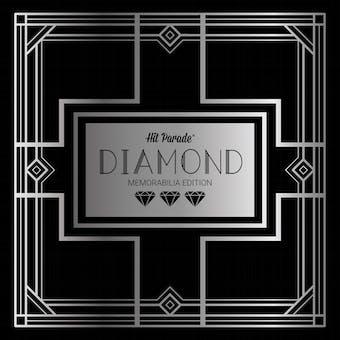 2019 Hit Parade Autographed BIG BOXX DIAMOND Edition- DACW Live 25 Spot Random Division Break #7