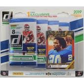 2019 Panini Donruss Football 4-Pack Blister (Lot of 10)