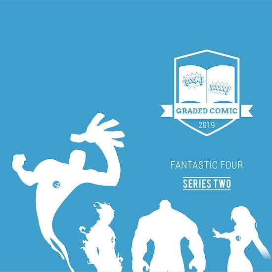 2019 Hit Parade Fantastic Four Graded Comic Ed 1-Box Series 2 - DACW Live 5 Spot Break #1