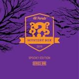 2019 Hit Parade Mystery Box Spooky Edition - Series 1 - Robert Englund, Tony Moran Auto's!