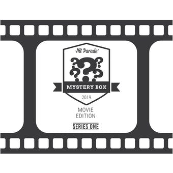 2019 Hit Parade Mystery Box Movie Edition - Series 1 - Matthew Lewis & Ron Perlman Autos!