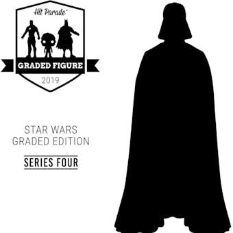 2019 Hit Parade Star Wars Graded Figure Edition - Series 4 - Blue Snaggletooth, Boba Fett!
