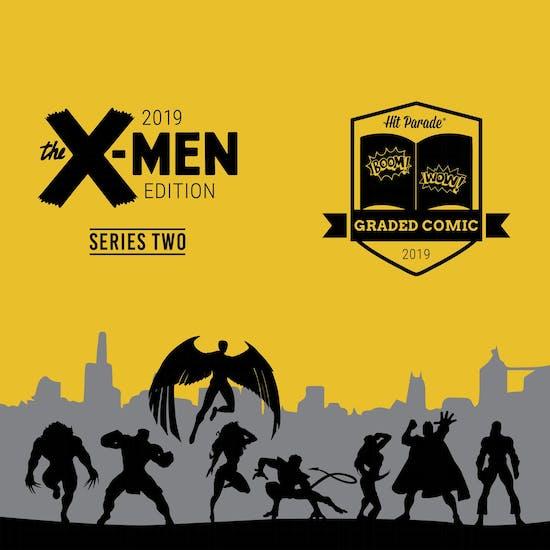 2019 Hit Parade X-Men Graded Comic Ed 1-Box Ser 2- DACW Live 5 Spot Break #3