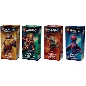 Magic the Gathering 2019 Challenger Deck Box