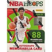 2020/21 Panini NBA Hoops Basketball Holiday 11-Pack Blaster Box