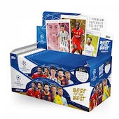 2020/21 Topps Best of the Best UEFA Champions League Soccer Hobby 12-Box Case (European Exclusive!)