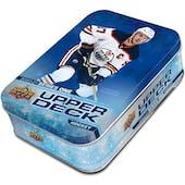 2020/21 Upper Deck Series 1 Hockey Tin (Box) Case (12 Ct.)