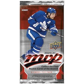 2020/21 Upper Deck MVP Hockey Hobby Pack