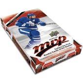 2020/21 Upper Deck MVP Hockey Hobby 20-Box Case