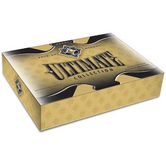 2019/20 Upper Deck Ultimate Collection Hockey 8-Box Case- DACW Live 31 Spot Random Team Break #2