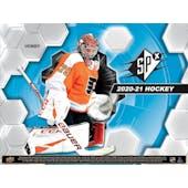 2020/21 Upper Deck SPx Hockey Hobby 10-Box Case (Presell)