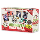 2020 Topps Archives Baseball Giant Mega Box