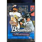 Image for  2020 Bowman Platinum Baseball Hanger Box