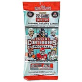 2020 Panini Contenders Football Fat Pack