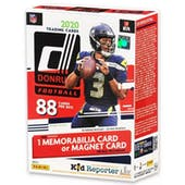 2020 Panini Donruss Football 11-Pack Blaster Box (Red)