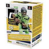 2020 Panini Donruss Football Fanatics 11-Pack Blaster Box