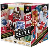 2020 Panini Donruss Elite 1st Off The Line Football Hobby Box
