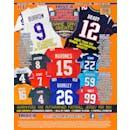 2020 TriStar Hidden Treasures Game Day Greats Football Hobby 5-Box Case (Presell)