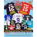 2020 TriStar Game Day Greats Autographed Jersey Series 3 Football Hobby 5-Box Case (Presell)