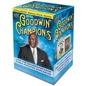 2020 Upper Deck Goodwin Champions 7-Pack Blaster Box