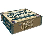2020 Upper Deck Goodwin Champions Hobby Box (Presell)