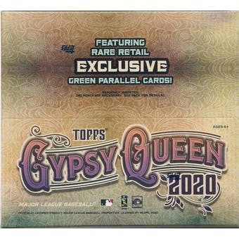 2020 Topps Gypsy Queen Baseball 24-Pack Box