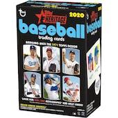 2020 Topps Heritage Baseball 8-Pack Blaster Box