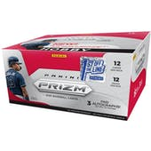 2020 Panini Prizm 1st Off The Line Baseball Hobby Box