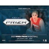 2020 Panini Prizm WNBA Basketball Hobby 12-Box Case (Presell)