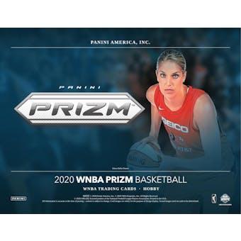 2020 Panini Prizm WNBA Basketball Hobby Box (Presell)
