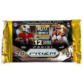 2020 Panini Prizm Football Hobby Pack