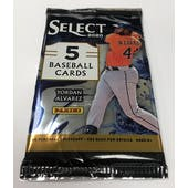 2020 Panini Select Baseball Hobby Pack