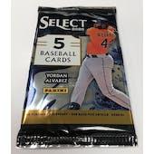 2020 Panini Select Baseball Hobby Pack
