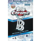 2020 Topps Chrome Baseball Ben Baller Edition Hobby Box