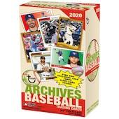 2020 Topps Archives Baseball 7-Pack Blaster Box