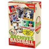2020 Topps Archives Baseball 7-Pack Blaster Box