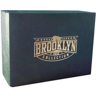 2020 Topps Brooklyn Collection Baseball Hobby Box