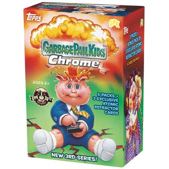 Garbage Pail Kids Chrome Blaster Box (Topps 2020)