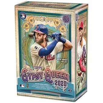 2020 Topps Gypsy Queen Baseball 8-Pack Blaster Box