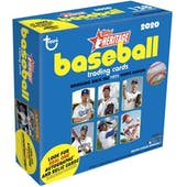 2020 Topps Heritage Chrome Baseball Box